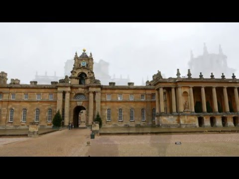 Conwy 2020 Group Visit to Blenheim Palace and Westminster  Nov 2015