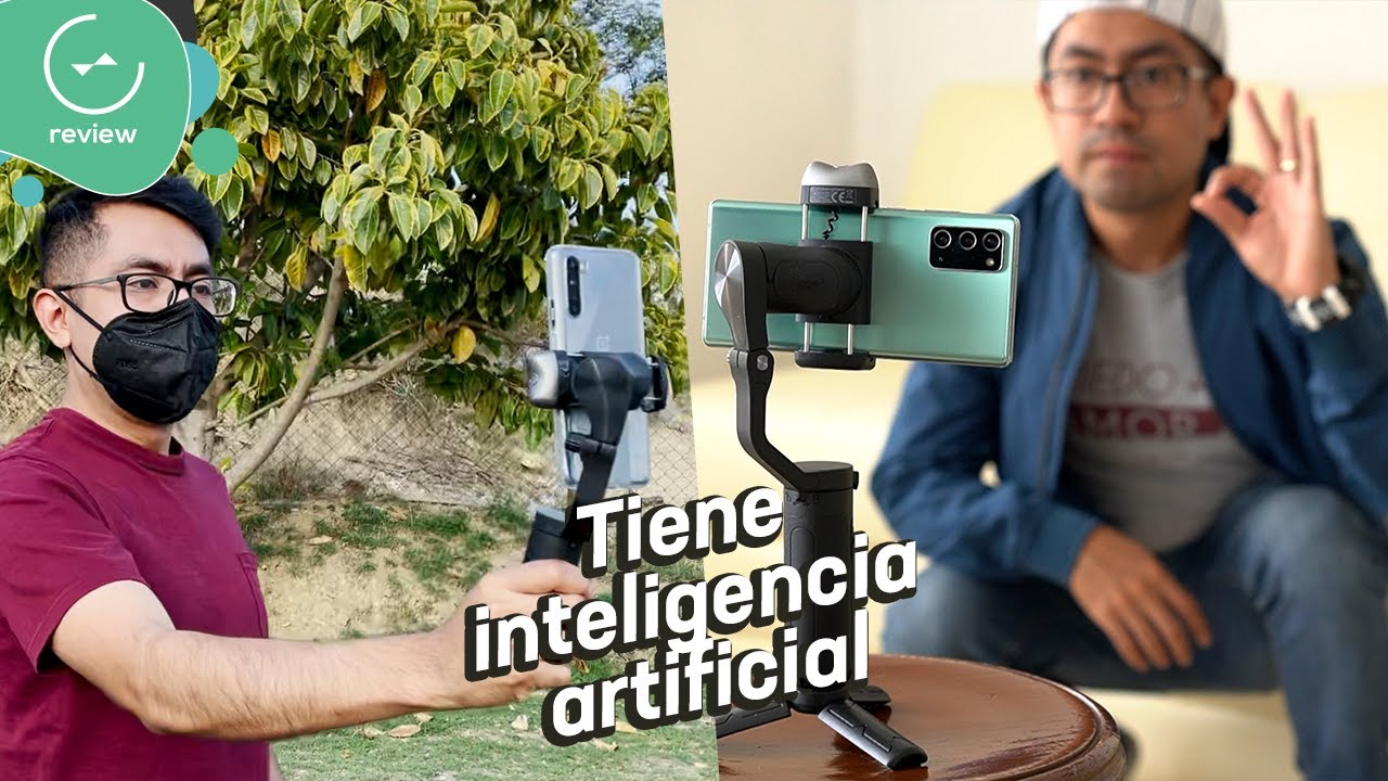 EL MEJOR ESTABILIZADOR para creadores de contenido? | Hohem iSteady V2 | Review en español