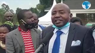 Lugari MP Savula reveals discussions from the Luhya meeting at Cotu Sec Gen Atwoli's home