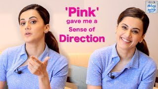 pink-gave-me-a-sense-of-direction-taapsee-pannu-interview
