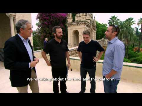 Juego de Tronos, temporada 5: Un día en el rodaje  - Especial HBO