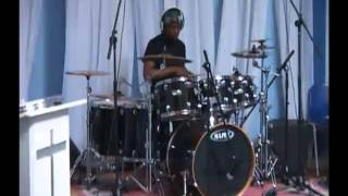 No Other Name Drum Cover (Todd Dulaney)