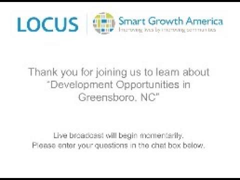Development Opportunities in Greensboro, NC