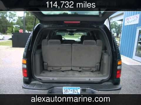 2004 chevrolet tahoe dvd 3rd row seating 4x4 ls used cars alexandria minnesota 2013 08 10. Black Bedroom Furniture Sets. Home Design Ideas