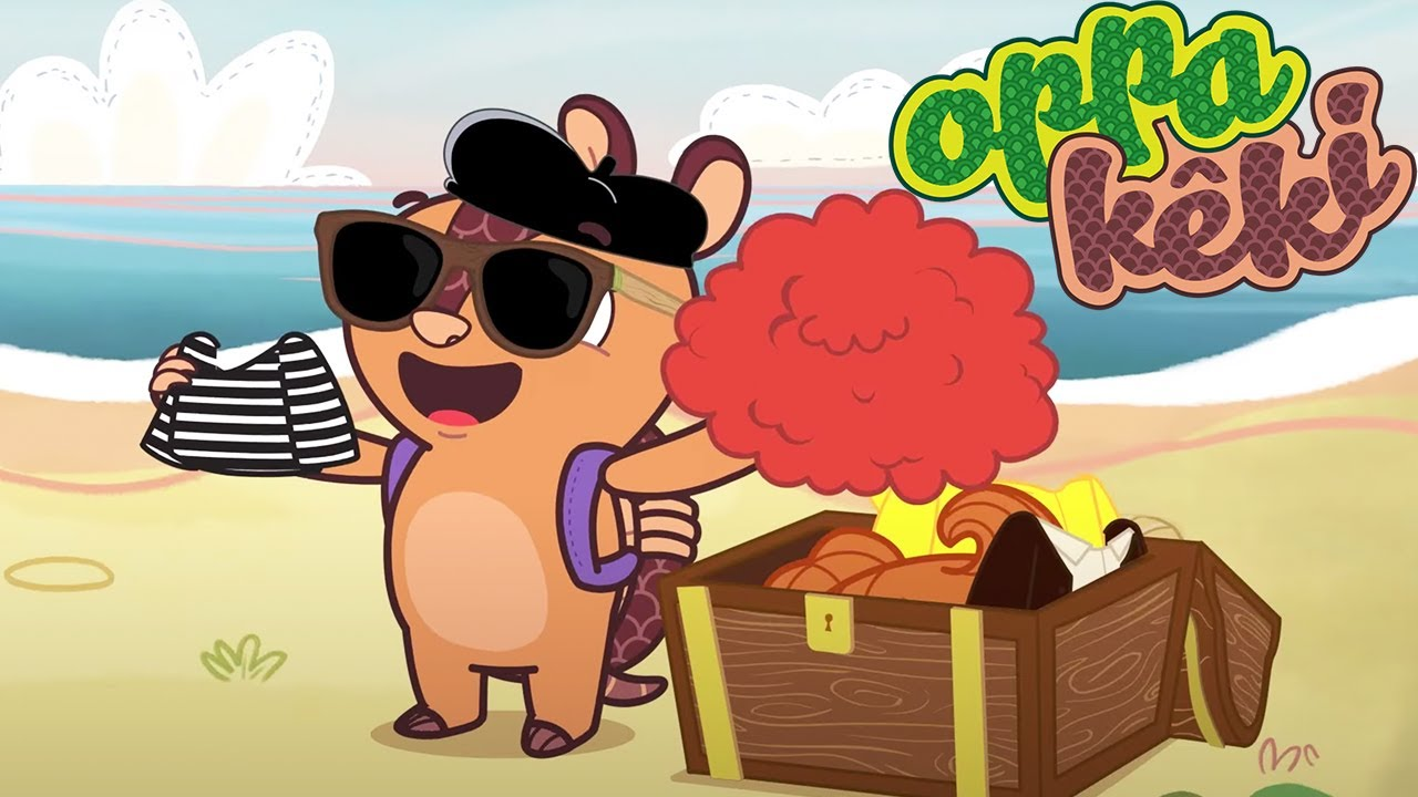 Going to the beach | OPPA KÊKI | Cartoons for Children