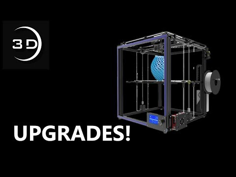 TronXY X5s Recommended Upgrades