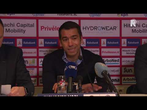 'Gio' over FC Emmen-Feyenoord (1-4): 'Niet erg gelukkig in de afwerking'