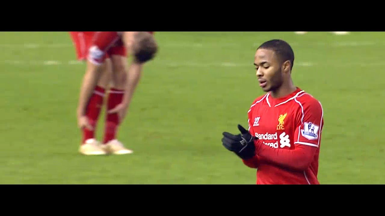 Raheem Sterling vs Swansea 14-15 HD 720p (29/12/14)