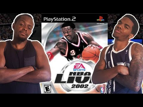 STOP SKIPPING MY REPLAYS!! - NBA Live 2002 | #ThrowbackThursday ft. Juice