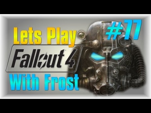 Lets Play Fallout 4 #77 - Color Power Armor- [Misc]