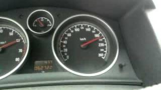 Astra 1.4 16V 205km/h Top Speed