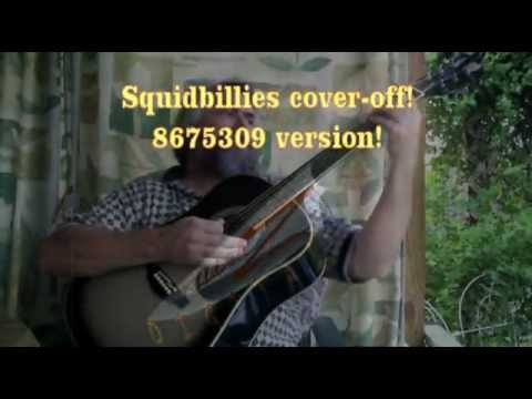 8675309 squidbillies cover-off theme song cover in the style of 8675309 by tommy tutone