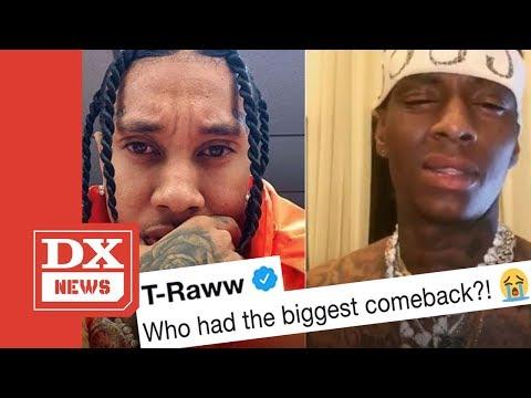 TYGA Responds To Soulja Boy Diss On Who Had
