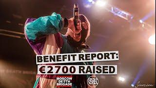 Moscow Death Brigade X True Rebel Benefit Report 2020