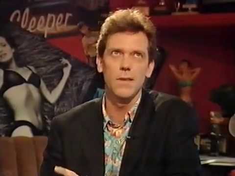 Hugh Laurie interview (TFI Friday, 1996)