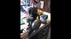 Moteur LaValette - Old Moped Engine Runs