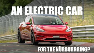 Nürburgring: Electric?!?! 3 Question Blitz