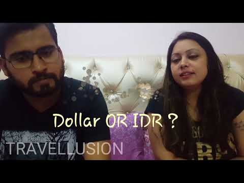 All About Money & Currency In Bali - In Hindi (Part 1)