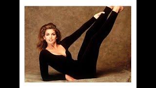 Синди Кроуфорд -  Идеальное тело за 10 минут - 3 программа