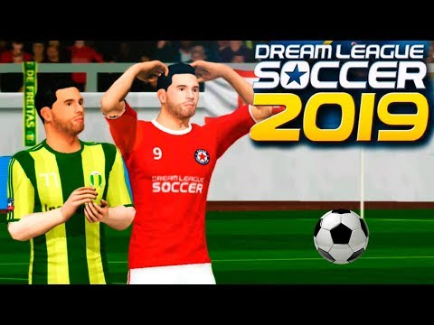 Dream League Soccer 2019 (by First Touch Games) Android Gameplay Trailer