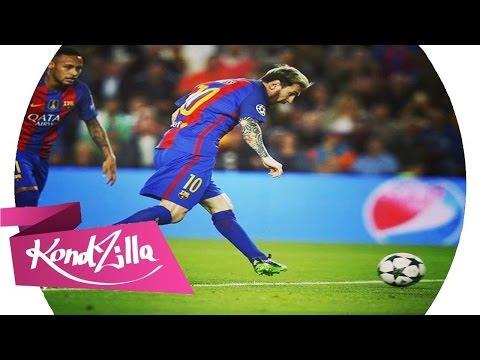 Messi - MC Nego Blue - Saidinha [KondZilla]