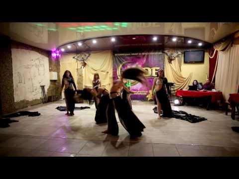 Востночное шоу, show bellydance. Школа Восточного Танца Маргариты Шейх Али