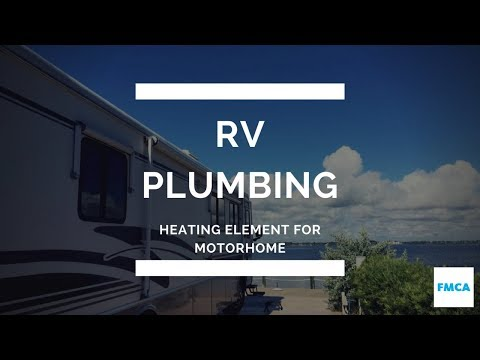 Heating Element For Motorhome Water Heater Youtube