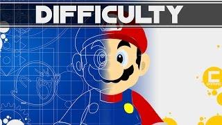 Deconstructing Mario: How New Super Mario Bros. U handles Difficulty.