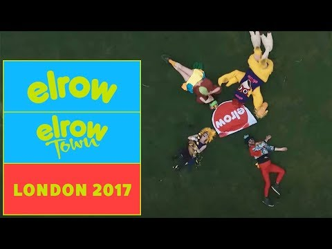 Promo elrow Town London outdoor second day 'Closing Ceremony' announced! 20/08/2017