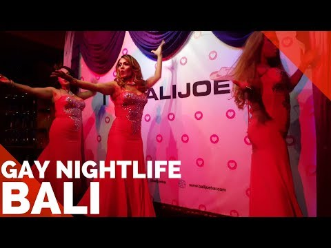 BALI THINGS TO DO - BALI GAY NIGHTLIFE - FIRST WORLD TRAVELLER
