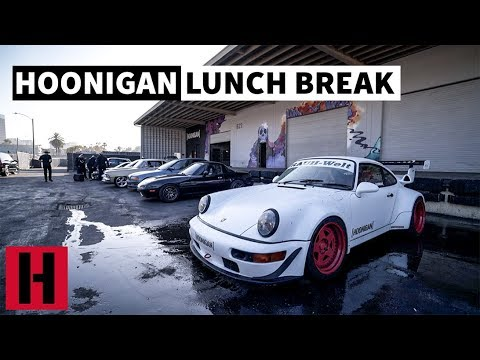 HOONIGAN ROLLS OUT TO THE PIKE