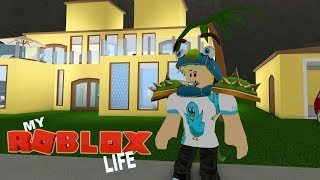 My Roblox Life Story - Ep.1 - My First Day / Gamer Chad Roleplays