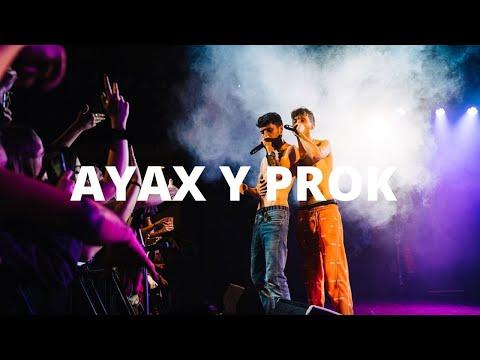Concierto De AYAX Y PROK En Londres 2019