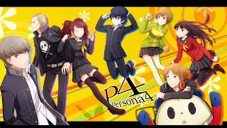 Shin Megami Tensei: Persona 4 PS2 part 2