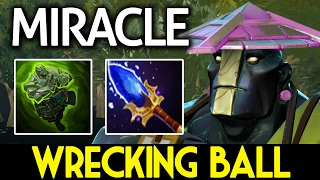 Miracle- DOTA2 Patch 7.02 [Earth Spirit] Wrecking Ball