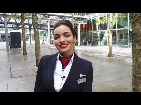 British Airways - Heathrow Walkthrough
