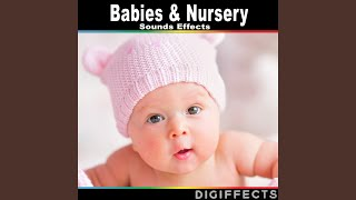 Cover images Five Month Old Baby Burps, Coughs, And Yawns