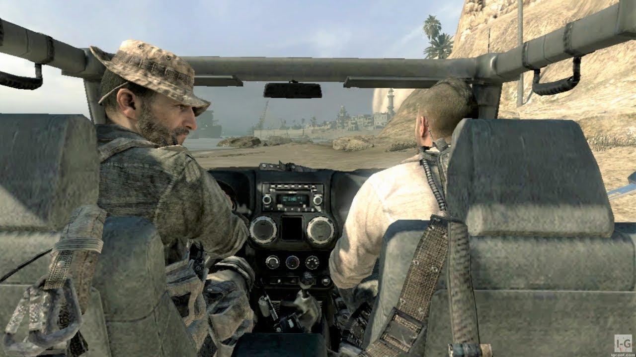 Interrogation Mission , Rescuing Nikolai , Return To Sender , Call of Duty  Modern Warfare 3