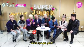 SUPER JUNIOR Check in LIVE Inkigayo EP1 (INDOSUB)