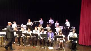 Brother Mister Played by Kansas City Youth Jazz