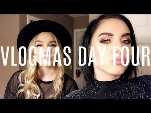 SUGARING, VICTORIA & BROOKLYN || VLOGMAS DAY FOUR