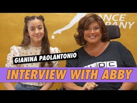 GiaNina Paolantonio - Interview With Abby