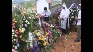 Lễ tang bà nội cụ trùm Catarina Phạm Thị Sửu, Quê Đền thánh bác trạch, an táng Tp.Đà lạt phần 9