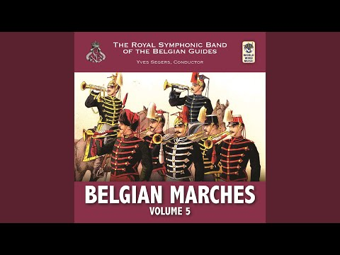 Festive March for the Belgian Military bands