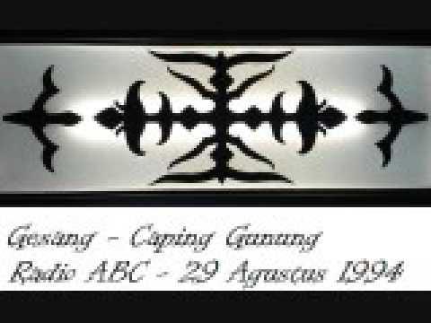 Gesang - Bawa Caping Gunung (Rekaman Asli)