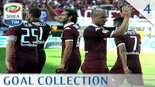Goal Collection - Giornata 4 - Serie A TIM 2015/16