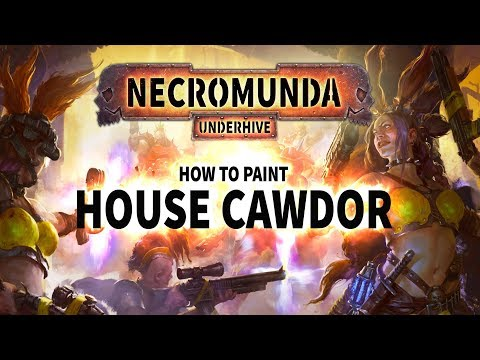 How to Paint: House Cawdor