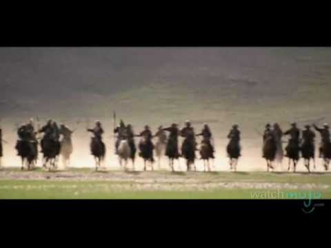 The History of The Mongol Empire