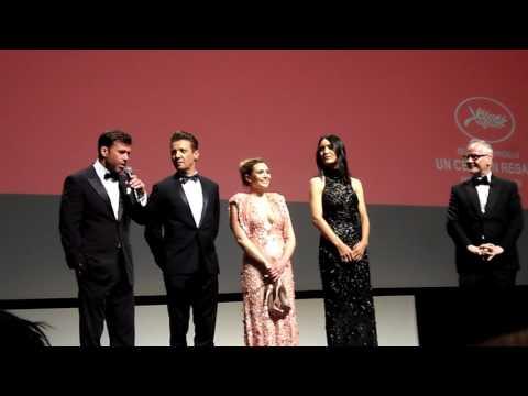 Wind River; Taylor Sheridan (predstavitev Filmske Ekipe) Cannes 2017