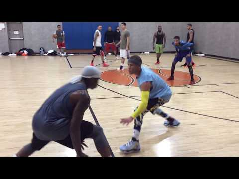 The Sequence of a Crossover with Dom Benjamin and Bone Collector